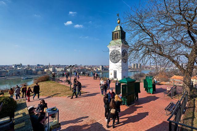 Novi sad, Petrovaradinska tvrdjava